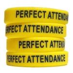 Twists on taking attendance...